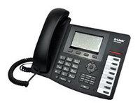 VoIP-телефон D-Link с поддержкой SIP снабжен громкоговорителем и большим LCD-дисплеем