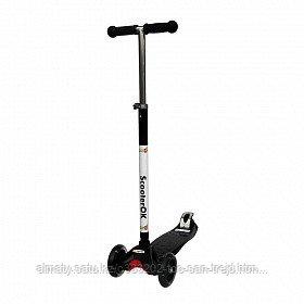 Самокат Scooter OK Plus (Black)