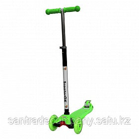 Самокат Scooter OK Plus (Green)