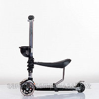 Самокат Scooter OK Tolocar (Black), фото 4