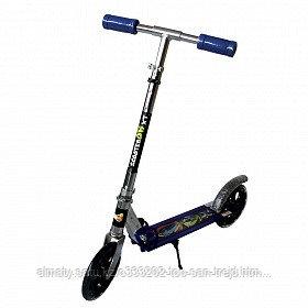 Самокат ScooterOK ХT (Blue)