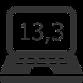 Матрицы для ноутбуков 13,3