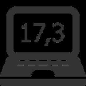 Матрицы для ноутбуков 17,3