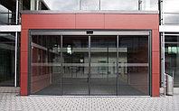 Алюминиевые раздвижные двери, фото 1