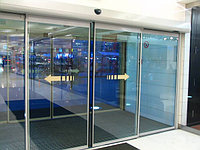 Автоматические двери установка и монтаж