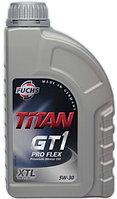 Моторное масло TITAN GT1 PRO FLEX 5w30 1 литр