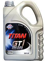 Моторное масло TITAN GT1 PRO FLEX 5w30 5 литров