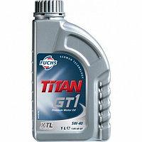 Моторное масло TITAN GT1 5w40 1 литр