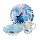 Детский набор Luminarc Disney Frozen (3 пр.), фото 2