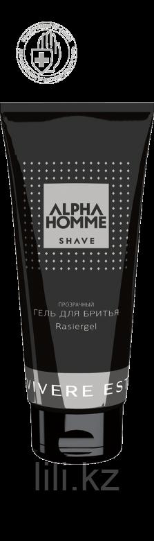 Гель для бритья ALPHA HOMME SHAVE, 100 мл.