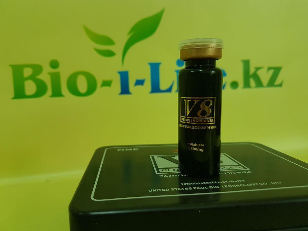VIAGRA V8 (Виагра V8)  для улучшения потенции  10 таблеток. В8 виагра