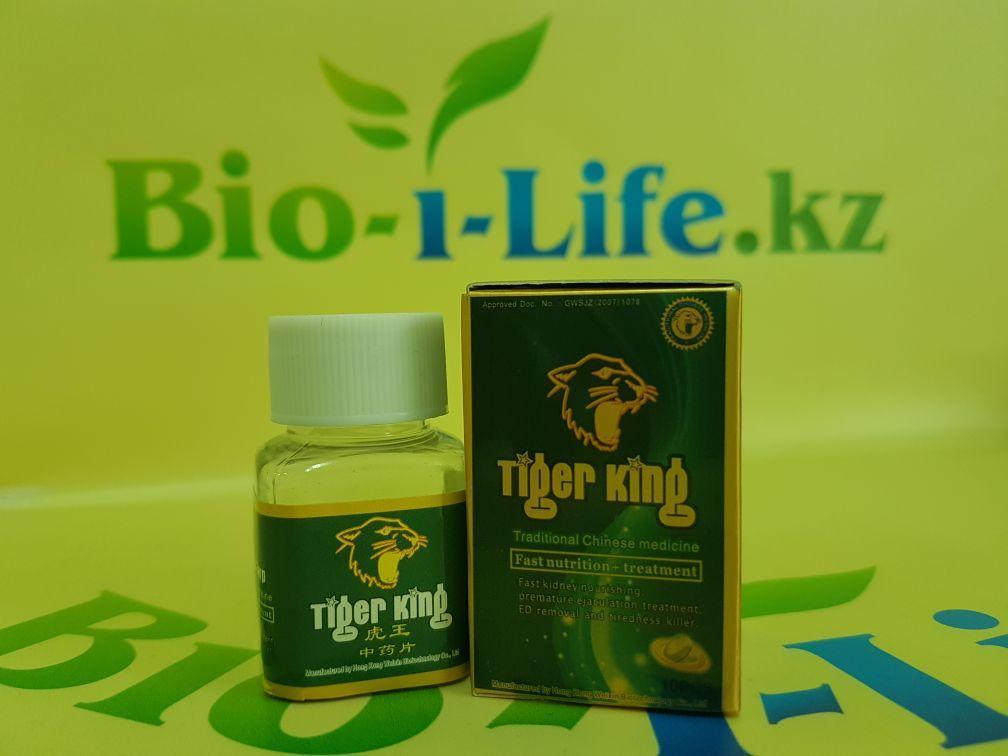 Король Тигр ( для потенции) 10 таб.