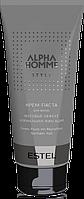 Крем паста для волос с матовым эффектом ALPHA HOMME STYLE, 100 мл.