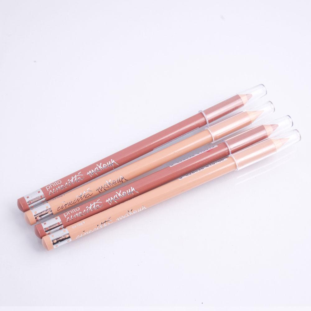 CIN705 Натуральный карандаш Cover для губ