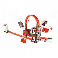 Hot Wheels DWW96 Хот Вилс Конструктор трасс: взрывной набор