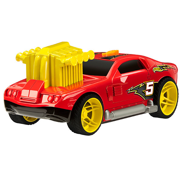 Hot Wheels HW91612 Машинка Хот вилс красная 19 см