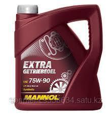 Трансмиссионное масло MANNOL Extra GL-5 75W90 4 литра