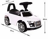 Толокар машинка Audi, фото 4