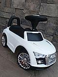 Толокар машинка Audi, фото 9