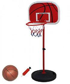 Набор детский баскетбол для дома высота до 115 см.