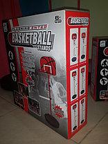 Набор детский баскетбол для дома высота до 207 см., фото 3