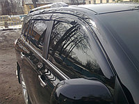 Дефлекторы боковых окон для Hyundai Tucson