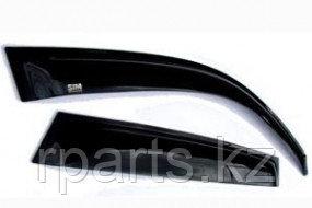 Дефлекторы боковых окон для Hyundai SantaFe 2013-2014
