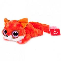 Юху и его друзья 16-103 Лисица красная лежачая, 16 см