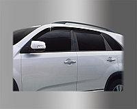 Дефлекторы боковых окон для Kia Sorento