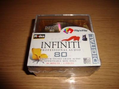 Минидиск INFINITI  80