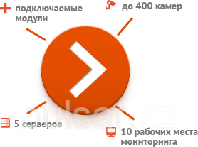 MACROSCOP LS (х64), ПО для  IP-камер