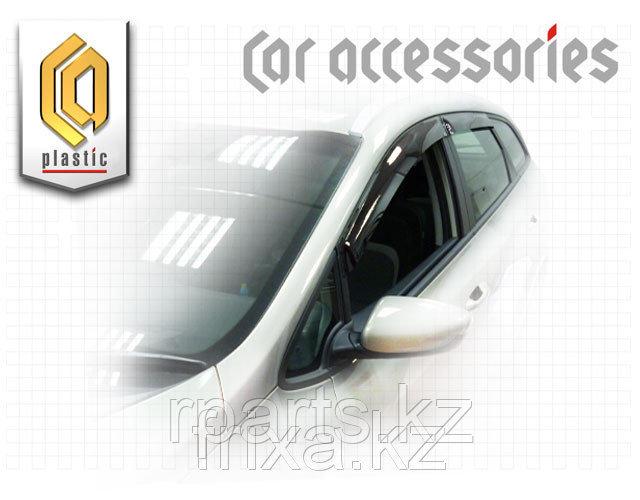 Дефлекторы боковых окон для Kia Ceed JD