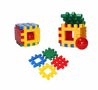 Куб - конструктор (7 эл.)