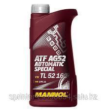 Трансмиссионное масло MANNOL ATF AG 52 Automatic Special 1 литр