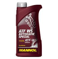 Трансмиссионное масло MANNOL ATF WS Automatic Special 1 литр