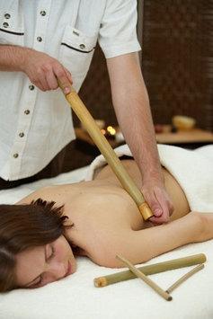 SPA-уход «Сила и гибкость бамбука»  Релаксирующая программа с бамбуковым массажем