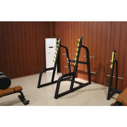 Силовая рама (стойка) для приседа и жима RS-9902 B, фото 2