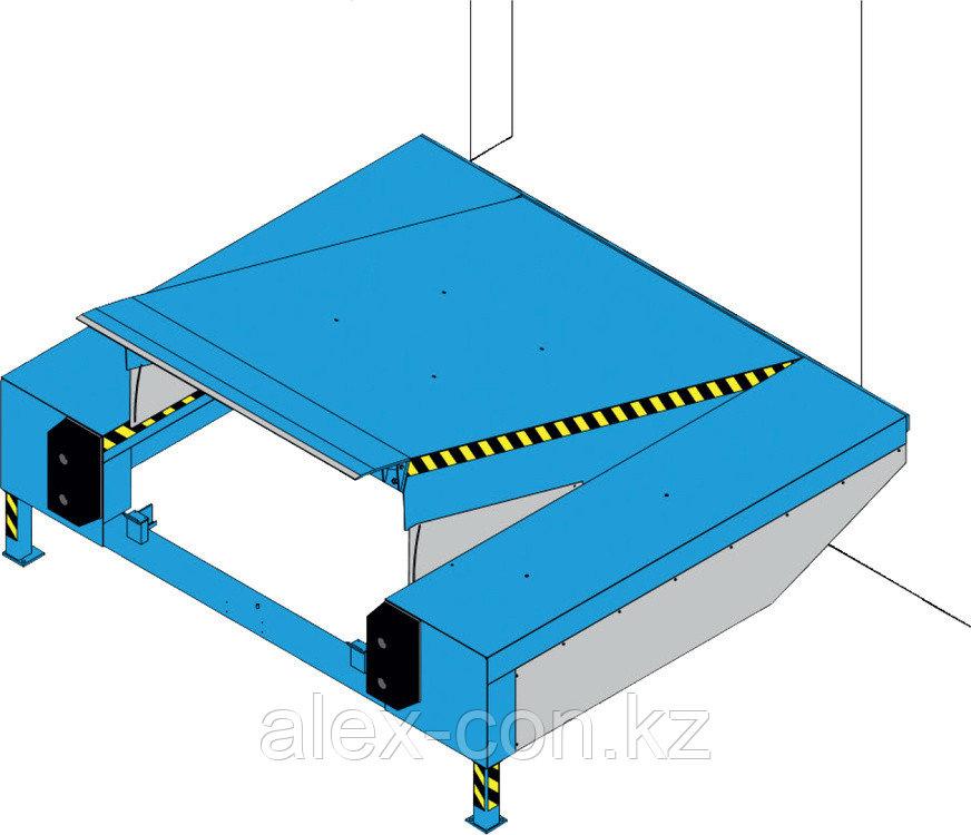Перегрузочная рампа с гидравлической платформой PAT