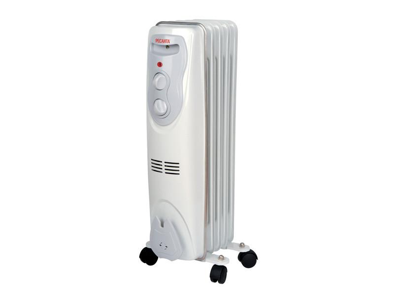 Масляный радиатор ОМ-5Н