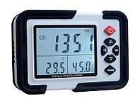 AMF102 Регистратор углекислого газа (СО2), влажности и температуры в помещении, фото 1