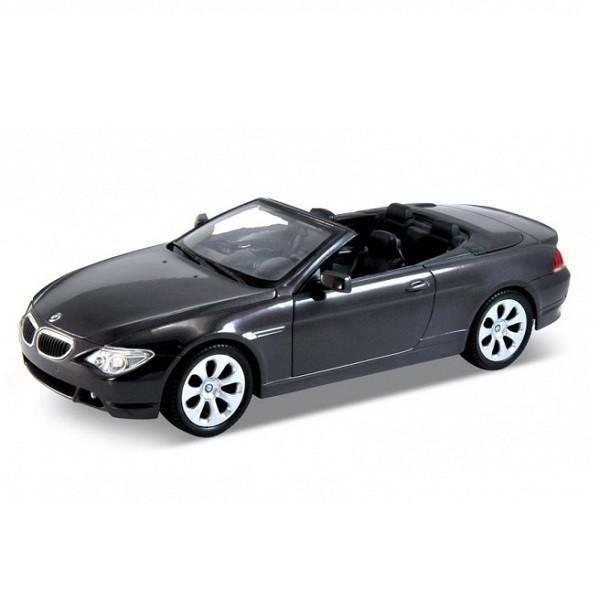 Welly 12547 Велли Модель машины 1:18 BMW 645CI