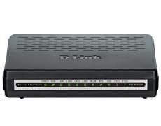 Беспроводной маршрутизатор D-Link с поддержкой 3G, 2 FXS-портами и USB-портом