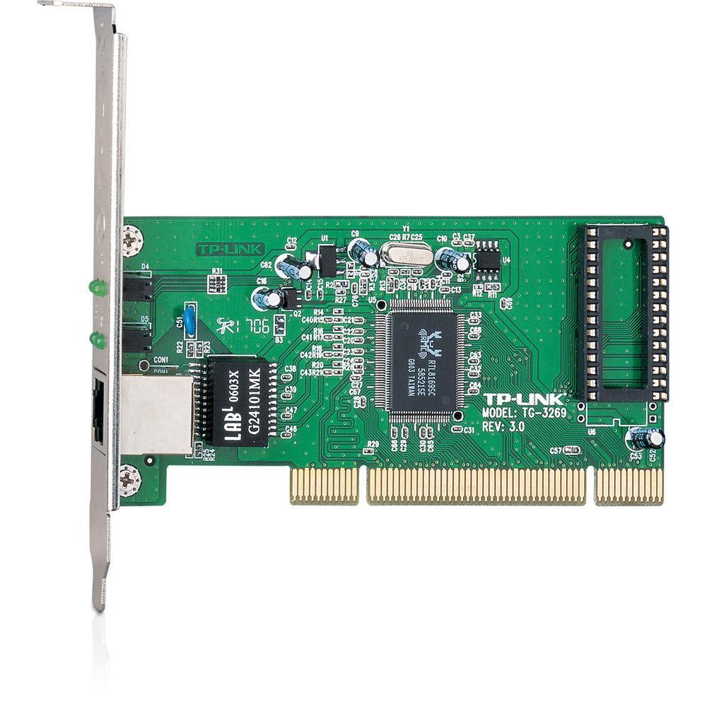 Гигабитный сетевой адаптер D-Link PCI