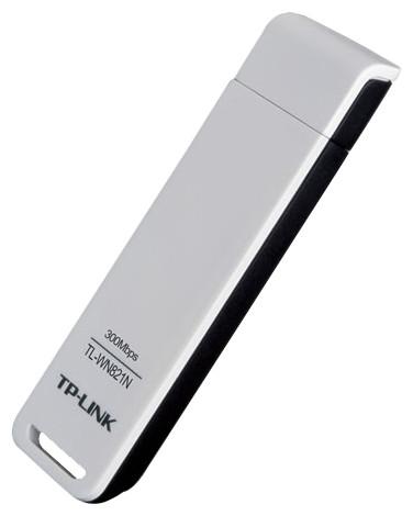 Беспроводной сетевой USB-адаптер D-Link серии N со скоростью передачи данных до 300 Мбит/с