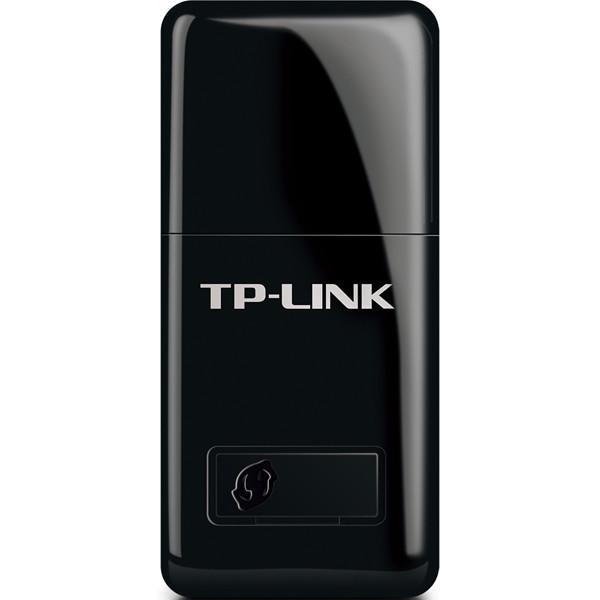 N300 Мини Wi-Fi USB-адаптер TP-Link, TL-WN823N(RU)