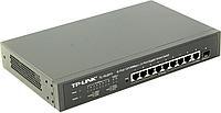 Коммутатор TP-Link 8 портов 10/100 Мбит/с  (RJ45), 1 порт 10/100/1000 Мбит/с (RJ45) и 1 гигабитный разъём