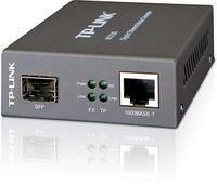 TP-Link Поддержка стандартов IEEE 802.3ab и IEEE 802.3zFX порт с поддержкой