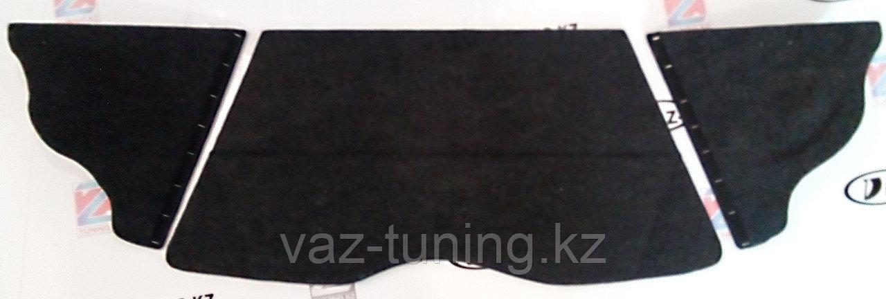 Полка акустическая с боковинами Лада Калина / Калина-2 хетчбек  (ВАЗ-1119, 2192)