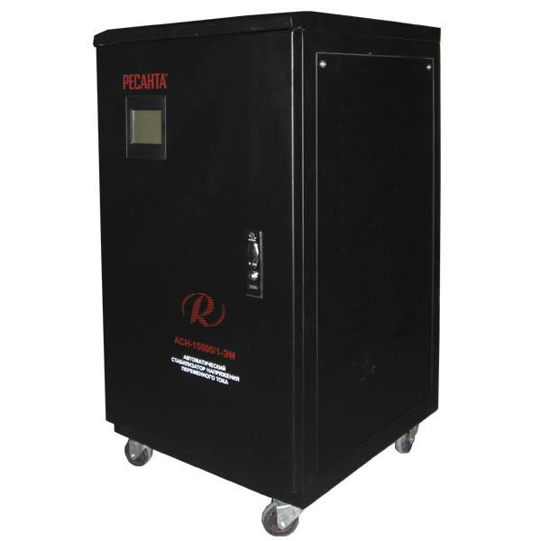 Стабилизатор напряжения Ресанта  ACH-15000/1-ЭМ (электромеханический)