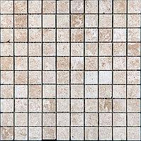 Мозаика из травертина 320*320 мм